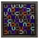 EGUFL412 Apaszka Monogramma