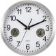 V3429 Zegar ścienny, stacja pogodowa