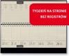 LEB915 Kalendarz biurkowy LEDIBERG